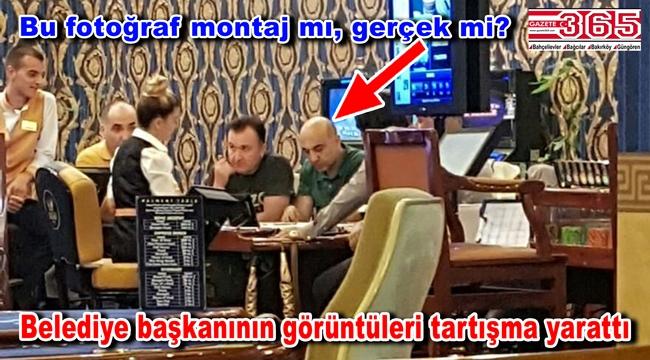 Başkan Kerimoğlu ile ilgili kumarhane görüntüleri tepki topladı