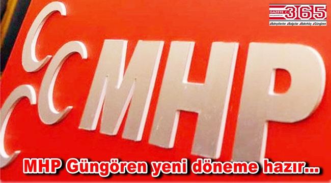 MHP Güngören İlçe Teşkilatı'nda görev dağılımı yapıldı