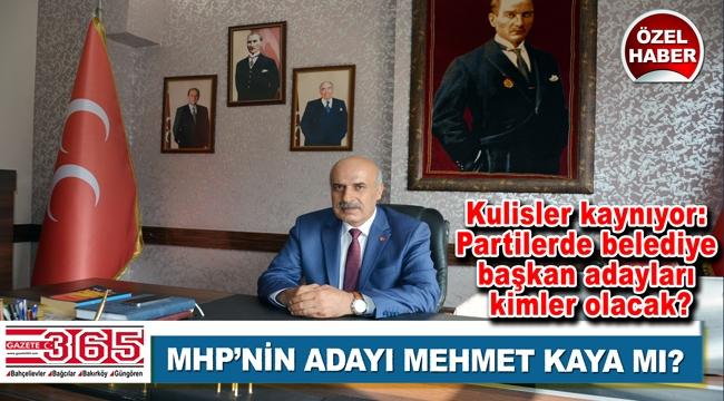 MHP'li Mehmet Kaya, Bahçelievler Belediye Başkanlığı'na aday mı olacak?