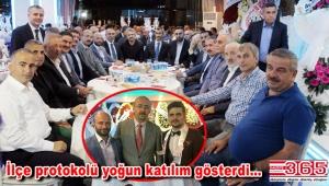 Ahmet Özhan oğlunu evlendirdi