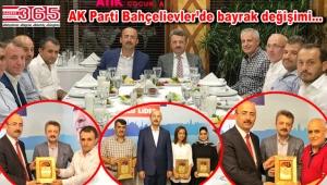 AK Parti Bahçelievler'de mahalle başkanları değişti