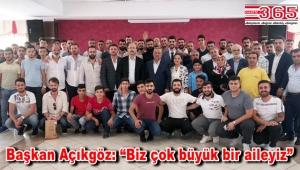 AK Parti Bahçelievler Teşkilatı'na 60 yeni isim katıldı