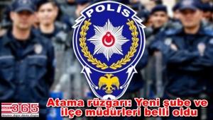 İstanbul Emniyeti'nde çok sayıda atama yapıldı: İşte tam liste…