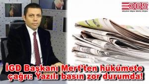 Mehmet Mert yazdı: Dolar artışı yazılı basını vurdu