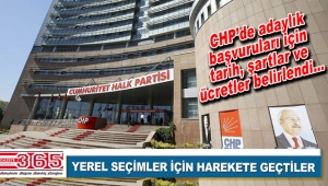 Parti örgütlerine genelge geldi: CHP'de seçim startı verildi