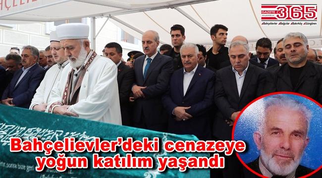 TOKİ Başkanı Ergün Turan'ın babası son yolculuğuna uğurlandı