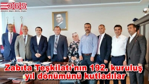 TÜMFED'den İBB Zabıta Daire Başkanı İbrahim Köse'ye ziyaret…