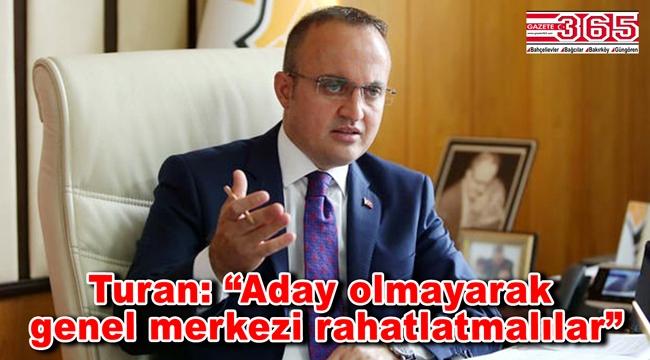 AK Parti'den 3 dönemlik belediye başkanları için önemli açıklama…