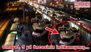 Bahçelievler'de silahlı saldırı: Aracında öldürüldü