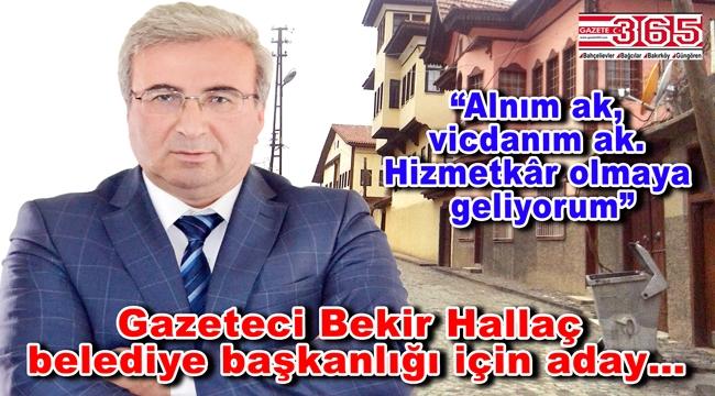 Bekir Hallaç Divriği Belediye Başkan Aday Adaylığını açıkladı
