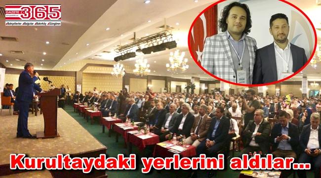 BİHMEZDER Antalya'daki kurultaya katıldı