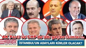 Fatih Altaylı AK Parti ve CHP'nin olası İstanbul, Ankara, İzmir adaylarını yazdı