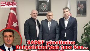 Hakan Bayram SADEF yönetim kurulu üyesi oldu