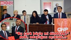 Hüseyin Özkahraman Bahçelievler Belediye Başkan A. Adaylığını açıkladı