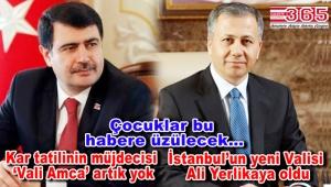 İstanbul Valiliği'ne Ali Yerlikaya atandı: İşte tüm atamaların listesi…