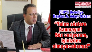 Mehmet Ali Özkan Bahçelievler Belediyesi'nin çalışanlarına seslendi...