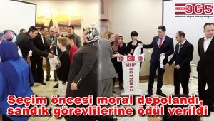 MHP Güngören Teşkilatı yerel seçim hazırlıklarına başladı