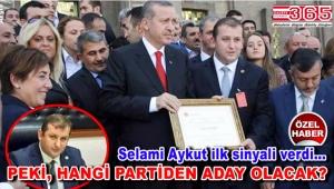 Selami Aykut Bahçelievler Belediye Başkan Adaylığını mı açıklayacak?