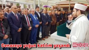 Başkan Temel Akkoç'un babası vefat etti