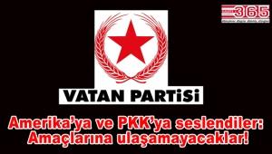 Vatan Partisi Bahçelievler Örgütü şehitlerimiz için taziye mesajı yayınladı