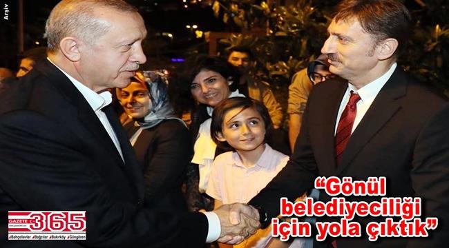 AK Parti Bahçelievler Belediye Başkan A. Adayı Hakan Bahadır Gazete 365'e konuştu