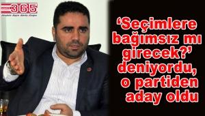 Bahçelievler Belediye Başkan Adayı Galip Karayiğit'in partisi belli oldu