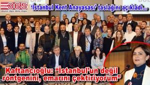 CHP İl Başkanı Canan Kaftancıoğlu yerel medya ile buluştu