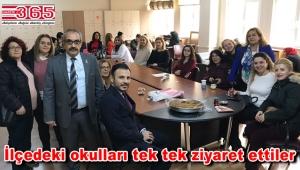 CHP'liler Öğretmenler Günü'nü unutmadı