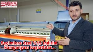"""Feridun Aykut; """"Enflasyonla mücadelede biz de varız"""" dedi"""