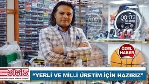 SVG Saat Yönetim Kurulu Başkanı Orhan Güngörür Gazete 365'e konuştu