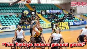 Bağcılar Belediyesi Fenerbahçe'ye 13 sayı fark attı