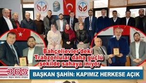 Bahçelievler Trabzonlular Derneği'nde 'Vefa buluşması'…