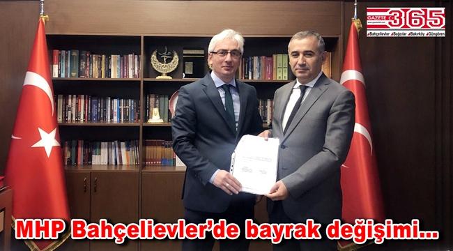 MHP Bahçelievler İlçe Başkanlığı'na Osman Çakan atandı