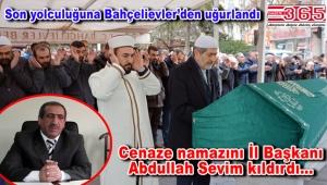 Saadet Partisi Bakırköy eski İlçe Başkanı Talat Tuna vefat etti