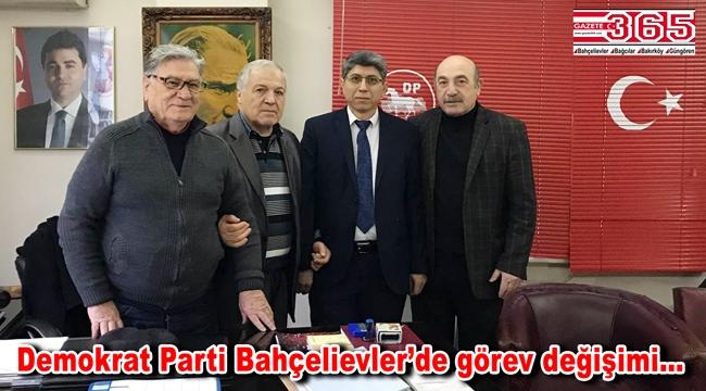 Demokrat Parti Bahçelievler İlçe Başkanlığı'na Ferit Ermiş atandı