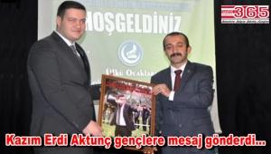 Ülkü Ocakları Bakırköy İlçe Başkanlığı uyuşturucuya 'Dur' dedi