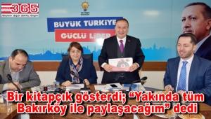 AK Parti'nin Bakırköy Adayı Mehmet Umur yerel basınla buluştu