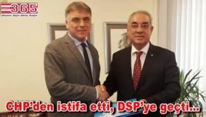 Ali Fatinoğlu DSP'den Bakırköy Belediye Başkan Adayı oldu
