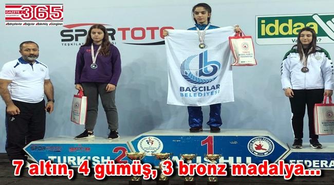 Bağcılarlı Kung Fu sporcuları Türkiye şampiyonu oldu