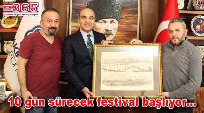 Bakırköy'de 11-22 Şubat'ta 'Sahaf Festivali' olacak