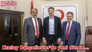 Kızılay Bahçelievler Şube Başkanlığı'na Sadullah Hazar seçildi