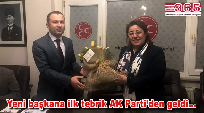 MHP Bakırköy İlçe Başkanlığı'na Turgut İnan atandı
