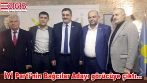 Millet İttifakı'nın Bağcılar Belediye Başkan Adayı Muhammet Bayram oldu