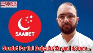 Saadet Partisi Bağcılar İlçe Başkanlığı'na Mevlüt Tirki atandı