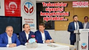 AK Parti milletvekilleri Bahçelievler Trabzonlular Derneği'ne misafir oldu