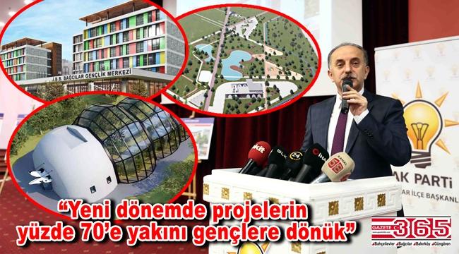 AK Parti'nin Bağcılar Adayı Lokman Çağırıcı projelerini açıkladı