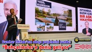 AK Parti'nin Bahçelievler Adayı Hakan Bahadır projelerini açıkladı