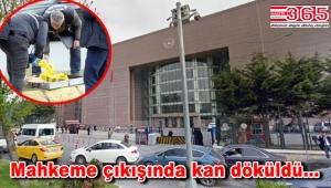 Bakırköy Adliyesi önünde silahlı saldırı yaşandı