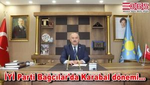 İYİ Parti Bağcılar İlçe Başkanlığı'na Sururi Karabal atandı