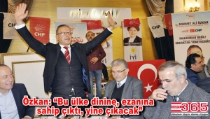 Saffet Bulut'tan Karadenizli hemşehrilerine; Mehmet Ali Özkan'a destek çağrısı…